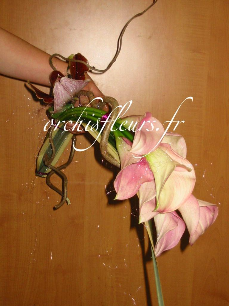 Fleuriste Bois D Arcy - Bouquet de mariée Création Bouquets  Fleuriste ORCHIS fleuriste Bois d'Arcy 78390