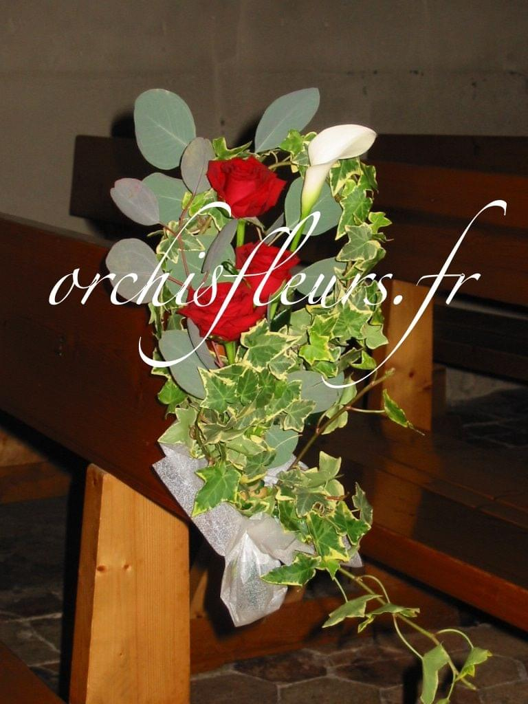 Fleuriste Bois D Arcy - Mariageéglise Mariage  Fleuriste ORCHIS fleuriste Bois d'Arcy 78390 Compositions et