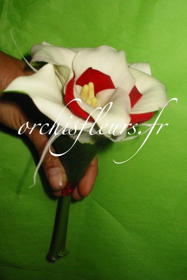Mariage Demoiselles d'Honneur Mariage  Fleuriste ORCHIS fleuriste Bois d'Arcy 78390  # Fleuriste Bois D Arcy
