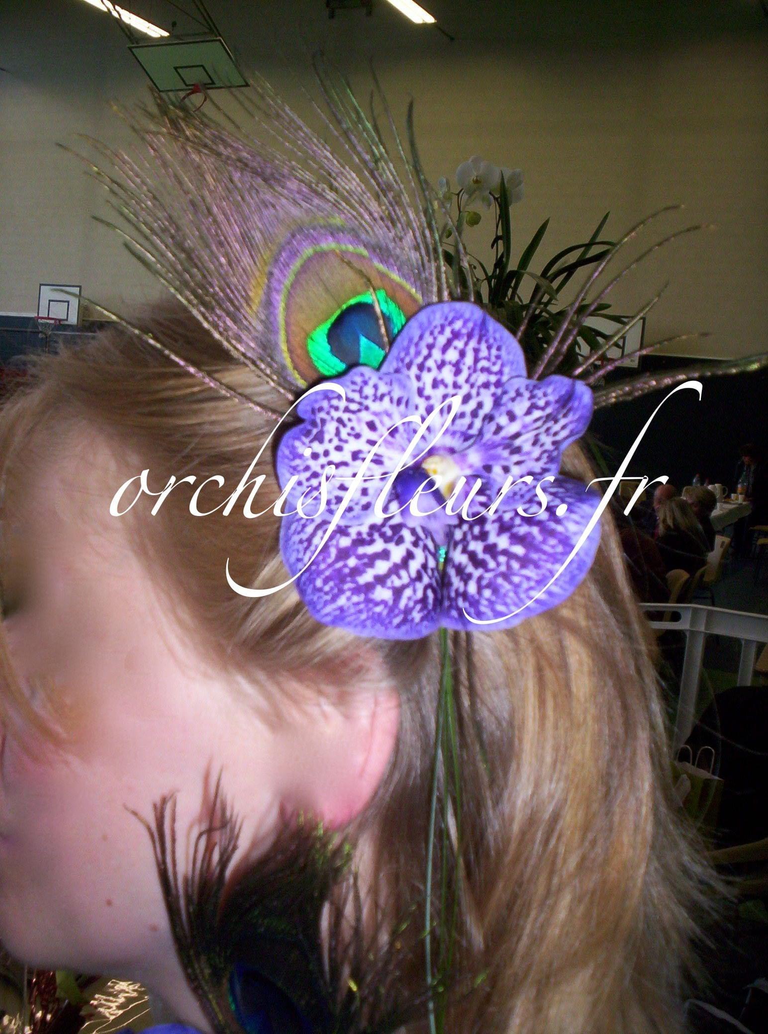 Mariage Bijoux& Parures de cheveux Mariage  Fleuriste ORCHIS fleuriste Bois d'Arcy  # Fleuriste Bois D Arcy